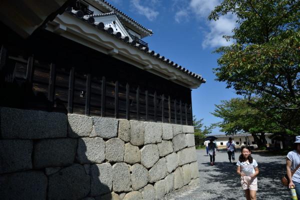 三ノ門東塀