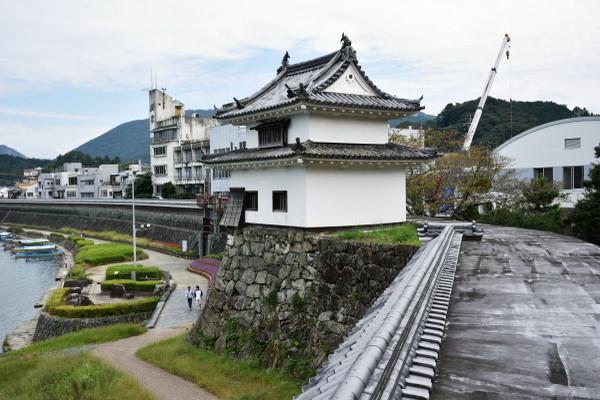 大洲城苧綿櫓04