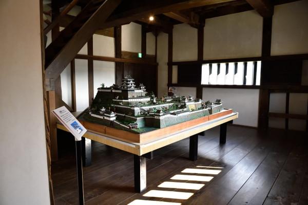 大洲城模型03